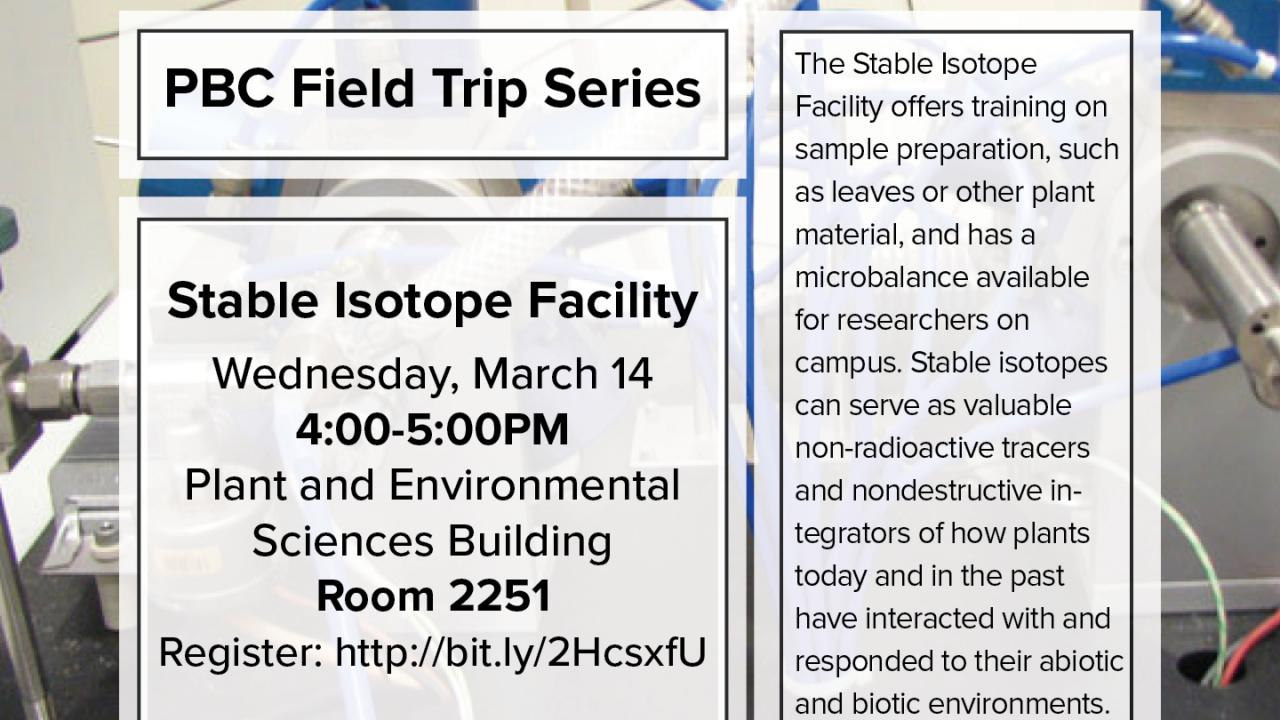 stable isotope dating