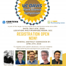 UC Davis Plant Science Symposium Flyer