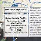 Stable Isotope Facility Flyer